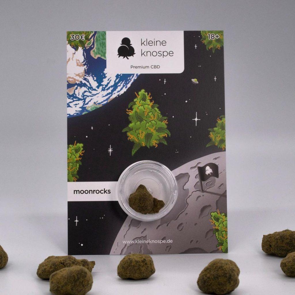 CBD Moonrocks Kleine Kospe Ice Rocks
